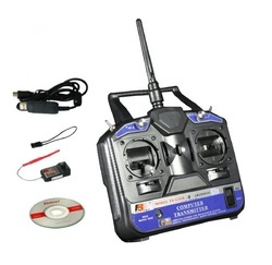 Flysky CT6B Transmitter Receiver Remote