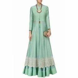 Ladies Designer Party Wear Lehenga Suit