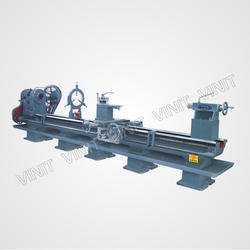 Single Spindle Cone Pulley Lathe Machine