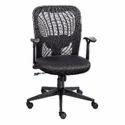 Black Workstation Chair