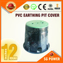 PVC Earthing Pit Cover
