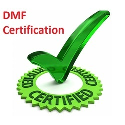DMF Certification Service