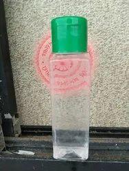 100ml Square Bottle with Flip Top Cap