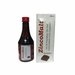 Ploymaltose Elemental Iron 100 mg, Folic Acid 66.7 mcg, Zinc