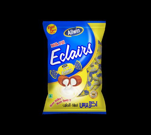 Milk Fill Eclair