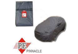 Pinnacle Polyester C 1 Gray Car Cover