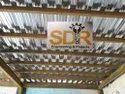 Mild Steel Truss Fabrication Work