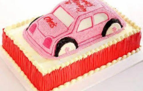 Car Shape Designer Cake