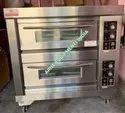 Berjaya Gas Double Deck Baking Oven