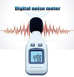 Techtest Sound Level Meter, Model No: Digital Sound Level Meter