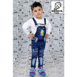 c064acd9f Bad Boys , Cotton , Full Dungaree Set, Rs 820 /set, Half Ticket ...