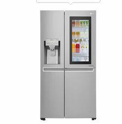 Knock Door In Door Refrigerator