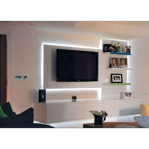 Genial Wall Mounted TV Unit