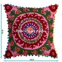 Suzani Embroidered Cushion Covers