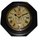 Times Creation Brown Antique Wall Clock, Model No.: Tcil-7585, Packaging Type: Corrugated Box