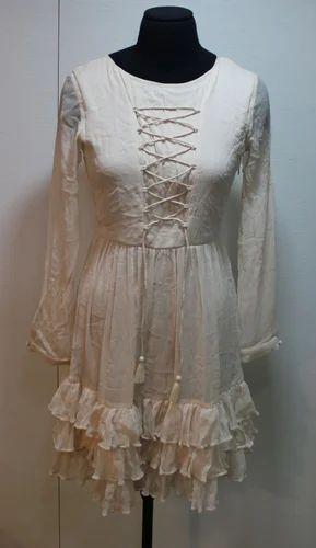 f8e97fa8994f1 Azure Design Studio - Exporter of Ladies Top   Ladies dresses from ...