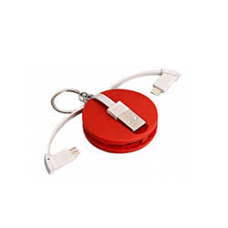 Jainex Corporate Gifts Keychain With Multi Connect
