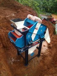 Dewatering Screen With Dual Sand Classification