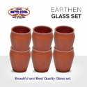 Earthen Glass Set