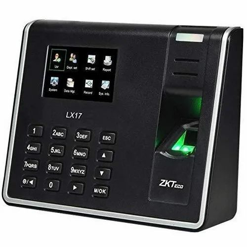 Palm Reader Zkteco Lx17 Time Attendance Systems | ID