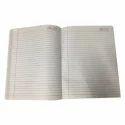 A4 Rough Long Notebook, Packing Size: 12 -22 Dozen