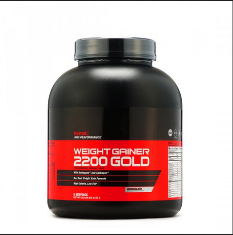 Gnc Weight Gainer Protein 2200 Gold, Packaging Type: Bottle