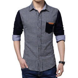 Cotton Mens Shirt