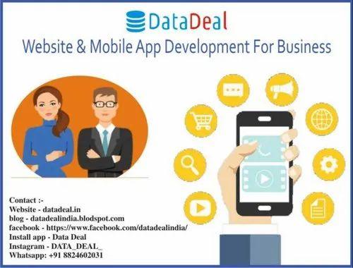 Creative Dynamic Web Designer Website Mobile App Development Development Platforms Windows Rs 2999 Unit Id 21824095991