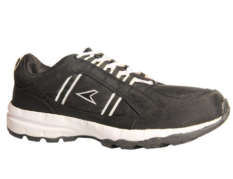 977e922c052196 Bata Power Black Sports Shoes For Men