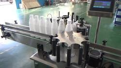 Plastic Solution Capping Machine