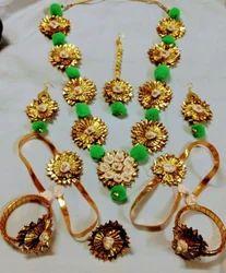 Gota Jewellery Set
