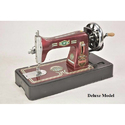 Deluxe Sewing Machine For Household, Speed: 1250 Spm
