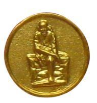 Sai Baba Gold Coin