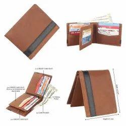 Designer Mens Billfold Leather Wallets