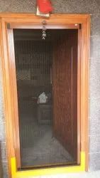 Fiberglass 6 - 8 Feet Phifer Ditto Or Collapsible Or Foldable Mesh Door, For Home
