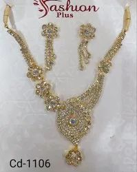 Necklace Set For Saree
