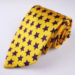 Silk Printed Tie