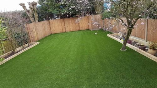 Grass Pvc Outdoor & Indoor Artificial Grass Carpet, Rs 225 /square ...