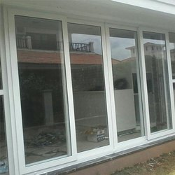 UPVC Four Panel Door