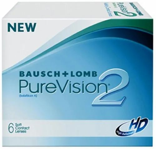 bausch and lomb soflens purevision contact lenses gkr optics