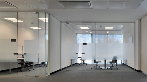 Glass Partition - Office Glass Partition Manufacturer from