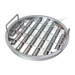 Magnetic Grill, Hopper Magnet