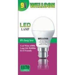 Wellcon 9w LED Bulb