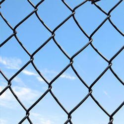 PVC Coated GI Chain Link