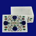 Handicraft Home Decor Marble Inlay Box