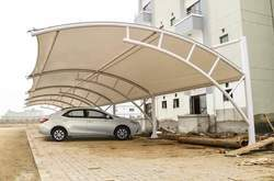 Car Parking Tensile shades