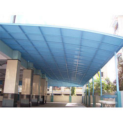 Corrugated Roofing Sheets In Pune कोर्रियोगेटेड रूफिंग