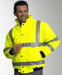 Hi-Viz Reflective Winter Jacket