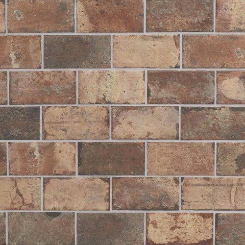 Brick Flooring India: Brick Wall Rectangular Tile, Thickness: Upto 25 Mm, Rs 150