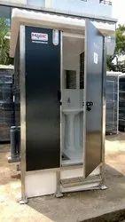 Toilet Unit 6'0 X 4'0